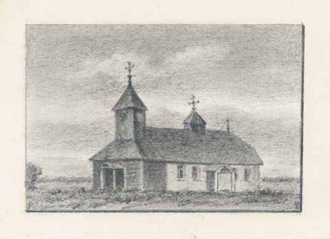 Gryzovo Church, 1893