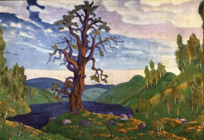 an analysis of the rite of spring designed by nicholas roerich And examines the composer igor stravinsky's rite of spring in the context of   his music (the main theme) has been built on a rhythmic structure that can be.