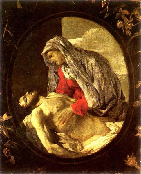 Pieta, c.1625 - 1627 - Nicolas Poussin