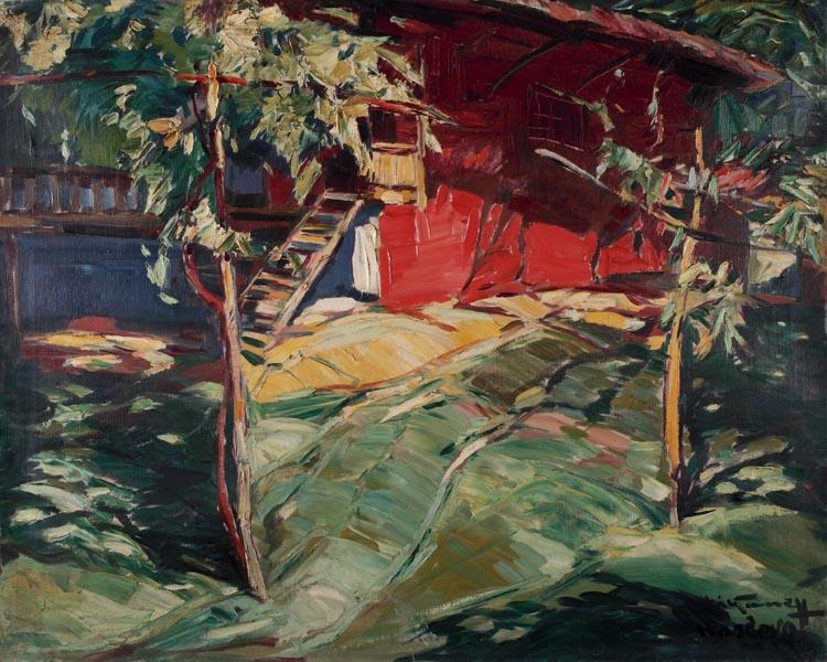 Red House - Karlovo, 1932 - Nikola Tanev