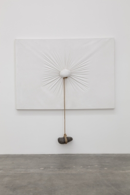 Phase of Nothingness–Cloth and Stone, 1970 - 1994 - Nobuo Sekine