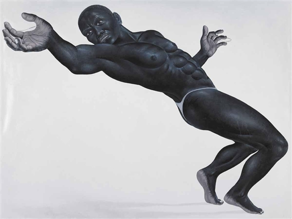 Flexibility and Strength, 2003 - Nyoman Masriadi