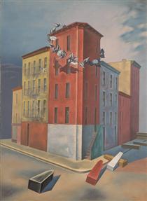 The Tenements - O. Louis Guglielmi