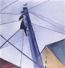 Electrician - Oleksandr Bogomazov