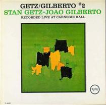 Album cover for Stan Getz & João Gilberto - Getz/Gilberto #2 - Olga Albizu
