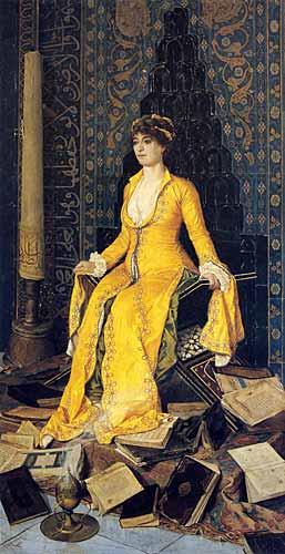 Mihrap, 1901 - Osman Hamdi