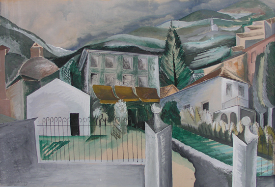 Como, 1925 - Ossip Zadkine
