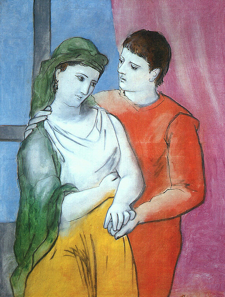 Lovers, 1923