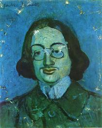 Paintings by period: Blue Period - Pablo Picasso - WikiArt.org