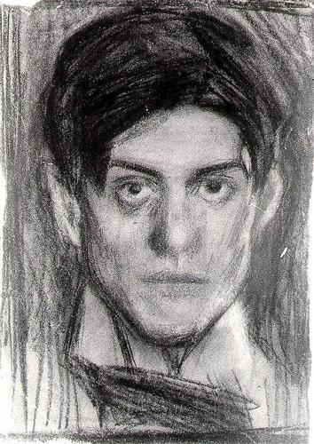 Self-Portrait - Pablo Picasso