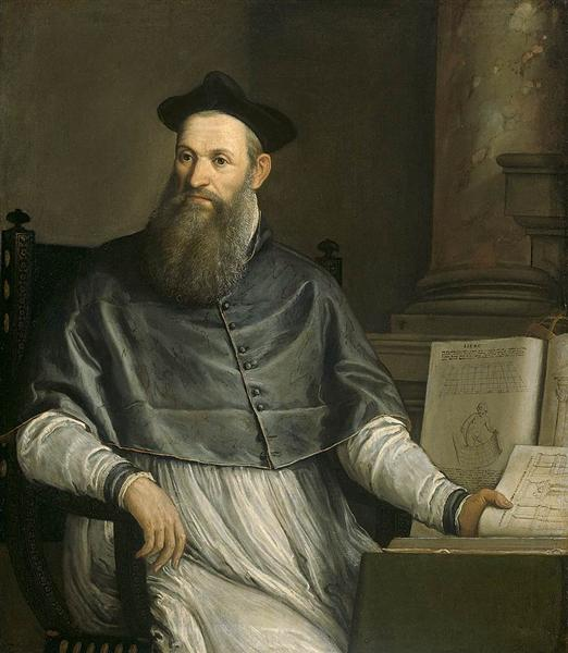 Daniele Barbaro, 1561 - 1567 - Paolo Veronese