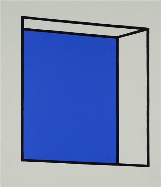 Small Window, 1969 - Patrick Caulfield