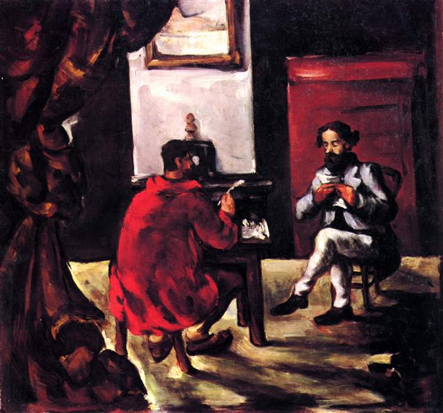 according to paul cezanne essay Cezanne's doubt maurice merleau-ponty it took him one hundred working sessions for a still life, one hundred- fifty sittings for a portrait  according to bernard .