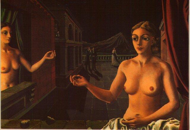 Nocturnes, 1931 - Paul Delvaux