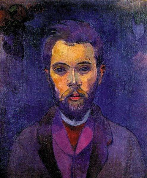 Portrait of William Molard, 1894 - Paul Gauguin