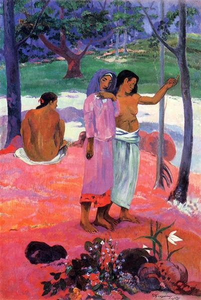 The Call, 1902 - Paul Gauguin
