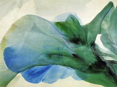 Phenomena Kwan Yin, 1969 - Paul Jenkins