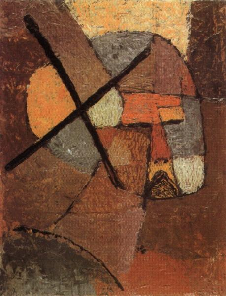 Struck from the List, 1933 - Paul Klee