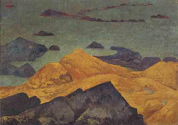 Seashore, 1914 - Paul Serusier