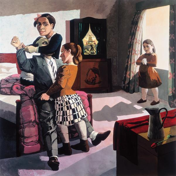 The Family, 1988 - Paula Rego