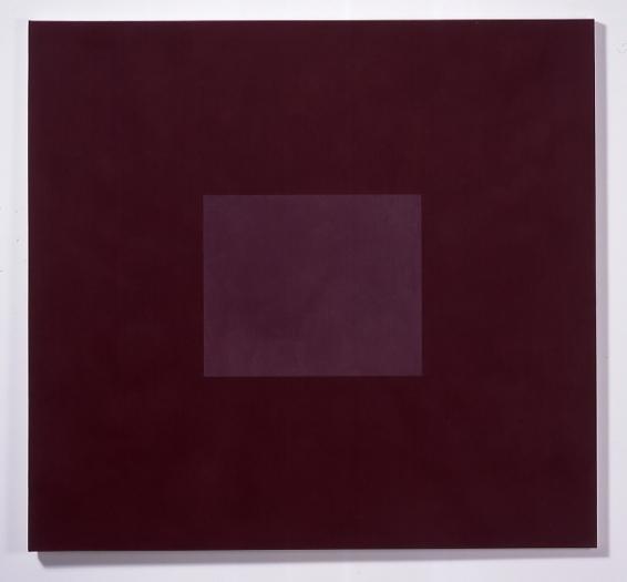 Rose with Dark Red, 1995 - Peter Joseph