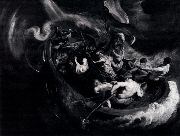 The Miracle of St. Walburga, c.1610 - Peter Paul Rubens