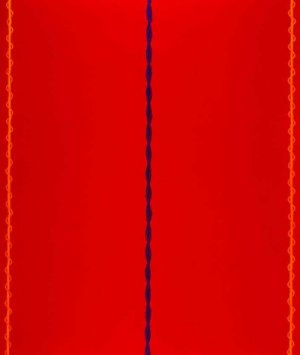We Are Not Afraid, 1985 - Philip Taaffe