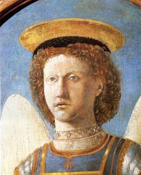 Saint Michel, 1454 - Piero della Francesca