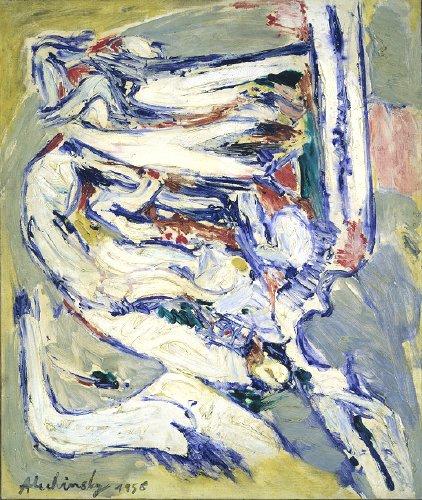 Hommage à Ensor, 1956 - Pierre Alechinsky