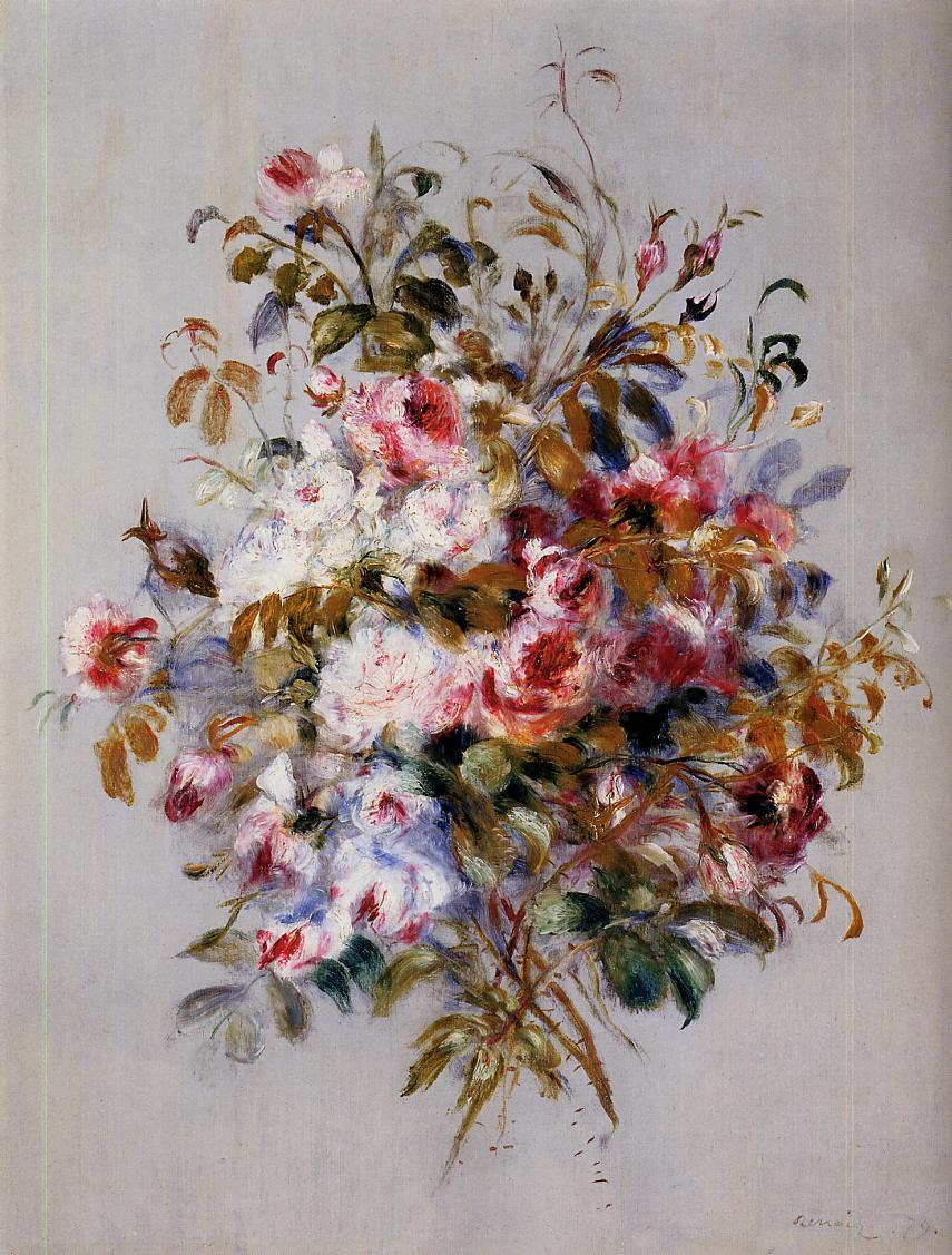 Bouquet of sunflowers 1880 claude monet wikiart izmirmasajfo Choice Image