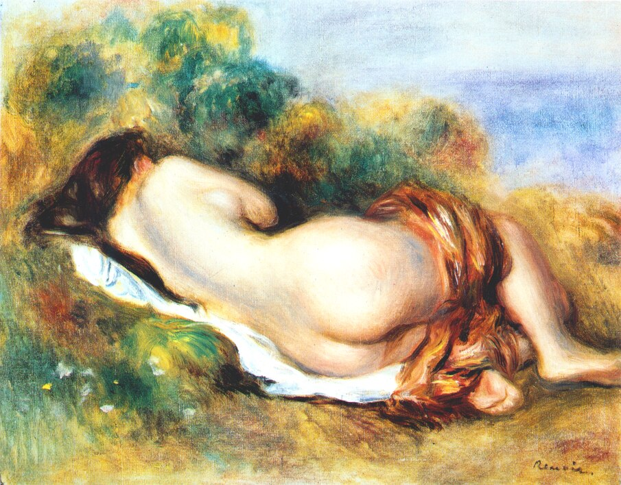 Картинки по запросу Pierre-Auguste Renoir Nude