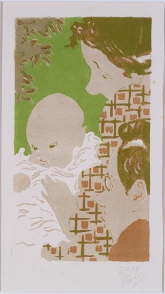 Family - Pierre Bonnard
