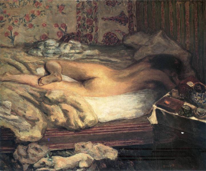 Siesta, 1900 - Pierre Bonnard