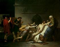 The Death of Cato of Utica - Pierre Narcisse Guérin