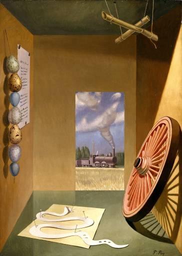 A Naturalist's Study, 1928 - Pierre Roy