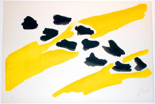 Vol d'oiseaux I - Pierre Tal-Coat