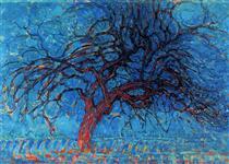 Piet Mondrian - 97 paintings - WikiArt.org