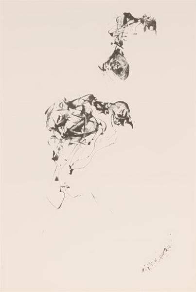 Adam and Eve (10), 1970 - Pietro Lazzari