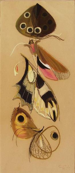 Butterflies - Піроска Санто