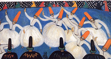 Dance, 1980 - Фахрониса Зейд