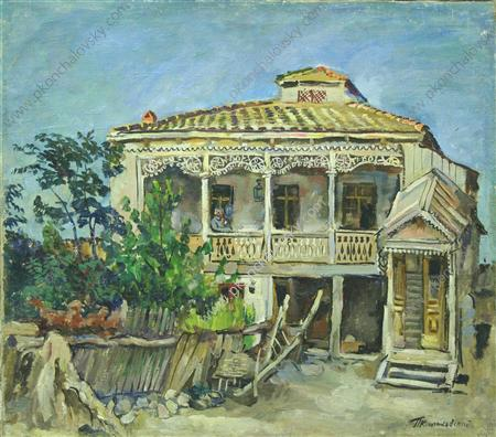 Mtskheta. Sandro-Sakla., 1927