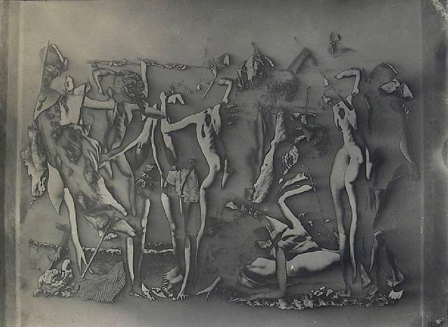 Penthesilee, 1938 - Рауль Юбак