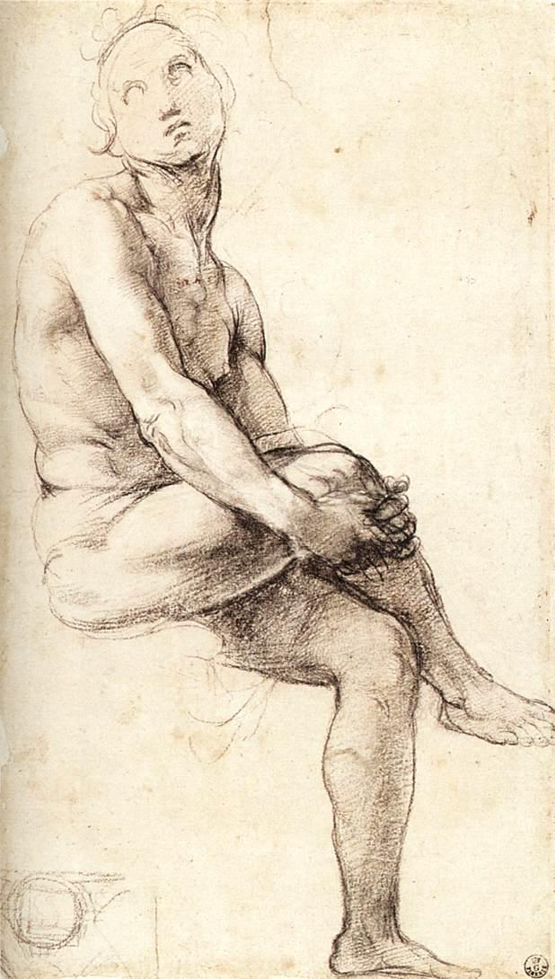 Study for Adam, 1509