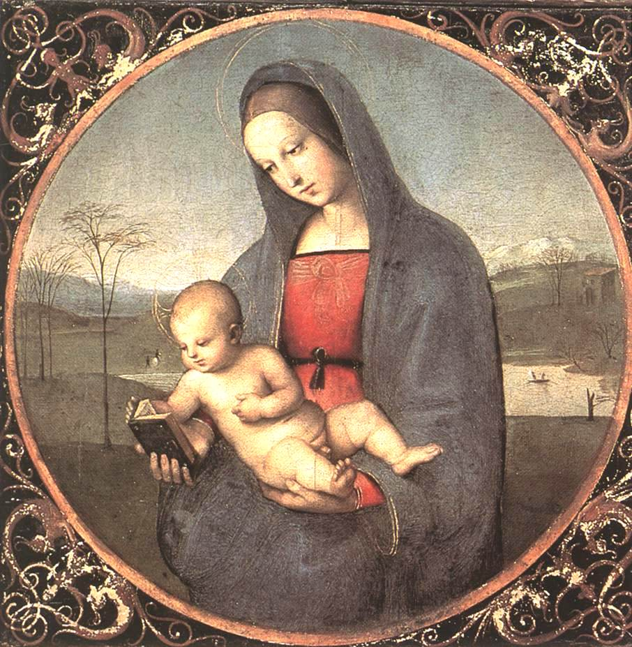 The Madonna Conestabile, 1502