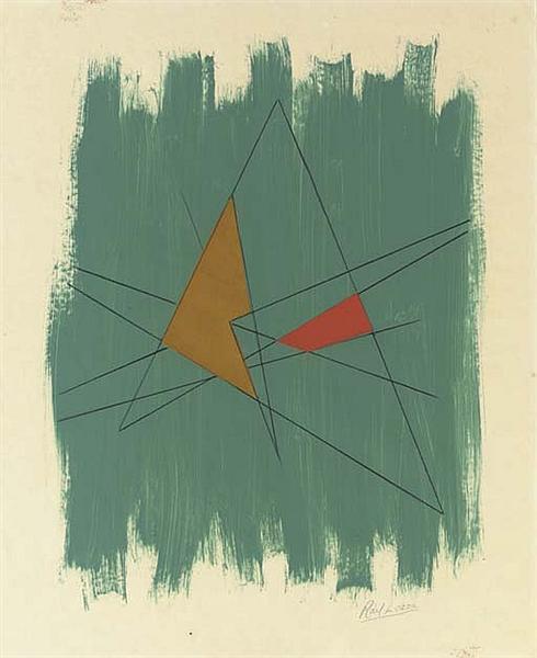 Estructura, 1970 - Raul Lozza