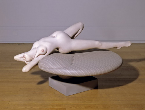 Girl on a Round Base, 1972 - Reg Butler