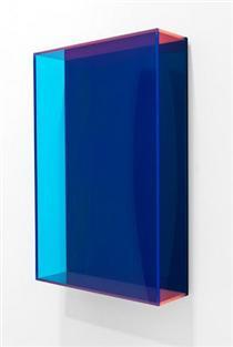 Colormirror Maisach Blue - Regine Schumann