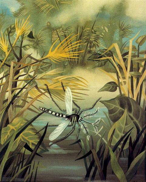 Malaria, 1947 - Remedios Varo