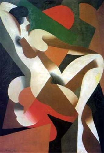 Donna - Rene Magritte