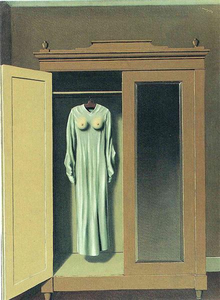 Homage to Mack Sennett, 1934 - Rene Magritte